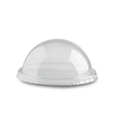 Coperchio bombato a cupola trasparente Poloplast Ø11,2 h5,1cm