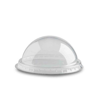 Coperchio bombato a cupola trasparente Poloplast Ø10,5 h4,4cm