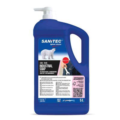 Lavamani industria sapone liquido per mani industriale Sanitec 5 L
