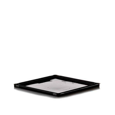 Base nera Picasso 12x12 cm