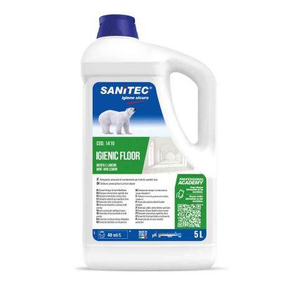 Igienic Floor detergente profumato menta e limone per pavimenti Sanitec 5 L