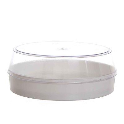 Contenitore torta gelato 12 porzioni con coperchio 9cm
