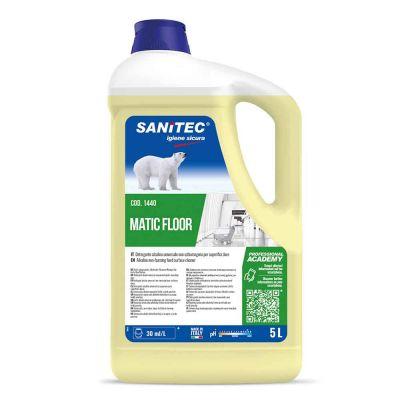 Matic Floor detergente per superfici alcalino non schiumogeno Sanitec 5 L