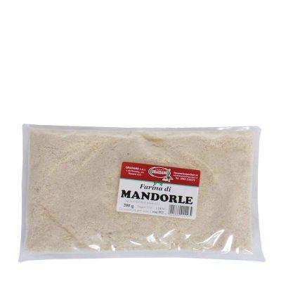 Farina di Mandorle pelate dolci per marzapane 200 g