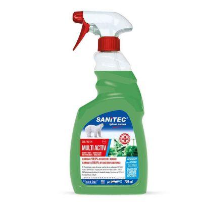 Multi Activ disinfettante per superfici Sanitec 750 ml