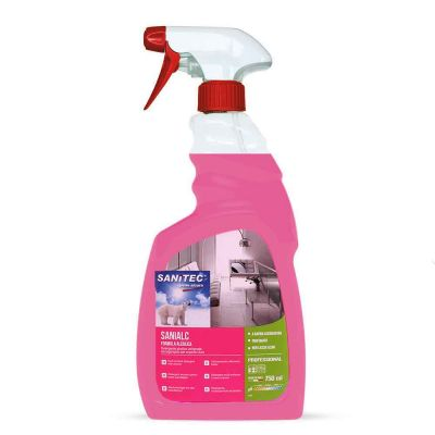 Sanialc detergente universale spray asciugarapido Sanitec 750 ml