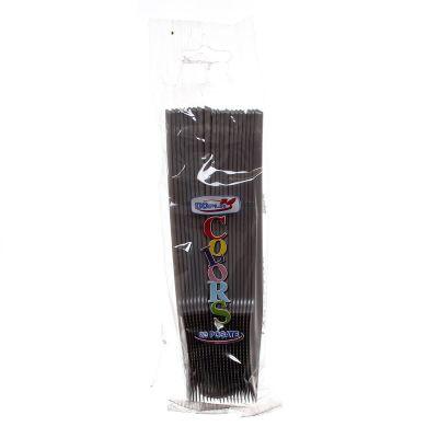 Coltelli di plastica monouso per feste DOpla Colors argento