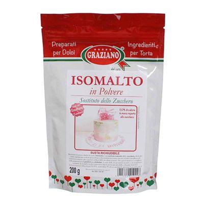Isomalto in polvere dolcificante ipocalorico 200 g