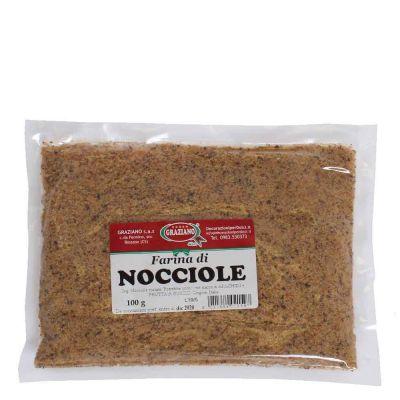 Farina di nocciole tostate per dolci e biscotti 100 g