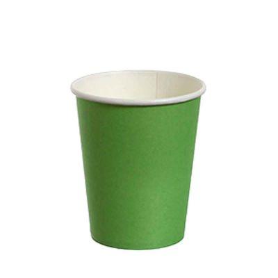 10 Bicchieri di carta verdi DOpla Party 240ml