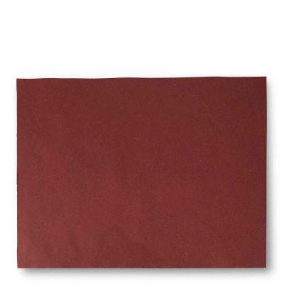 Tovaglietta cartapaglia colorata rosso bordeaux 30x40
