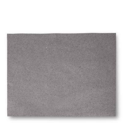 Tovaglietta cartapaglia colorata grigio Astor 30x40 cm
