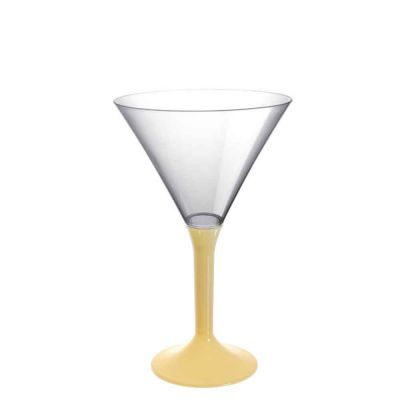20 Coppe cocktail Martini lavabili champagne 185cc