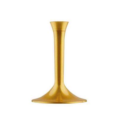 Gambi oro alti per flutes coppe e calici