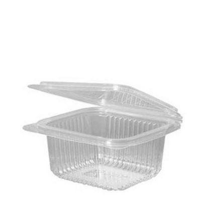 Vaschette per alimenti Gastronomia Clamshell uso caldo 370cc