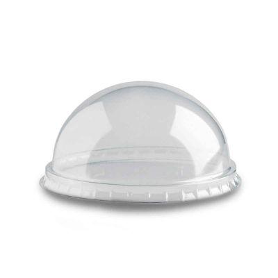 Coperchio bombato a cupola trasparente Poloplast Ø10,5 h5,2cm