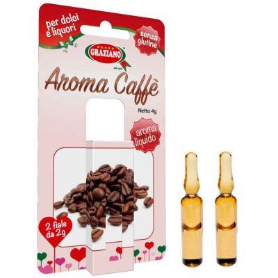 Aroma liquido per dolci gusto Caffè 4g 2 fialette