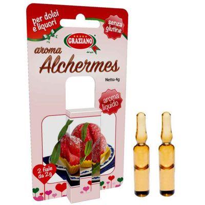 Aroma liquido per dolci gusto Alchermes 4g 2 fialette