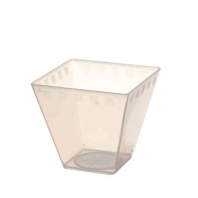 Bicchierini Minerva 150ml di plastica BIO trasparente