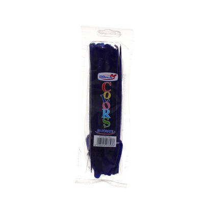 Coltelli colorati di plastica DOpla Colors blu