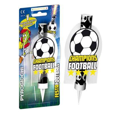 Fontana pirotecnica Football