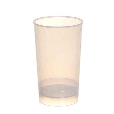 Bicchierini monoporzione Tubito 150cc in bioplastica trasparente