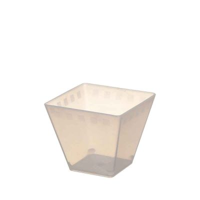 Bicchierini finger food monoporzioni Quadrato 58cc