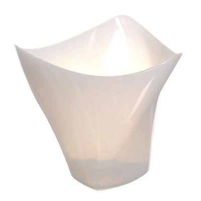 Bicchierini monoporzione Dorico 120 ml in bioplastica trasparente