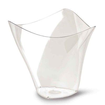 Bicchierini monoporzione Dorico compostabili in PLA 120ml