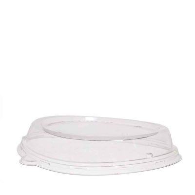Coperchio per insalatiera in plastica trasparente Ø 20,3 h 3,6 cm