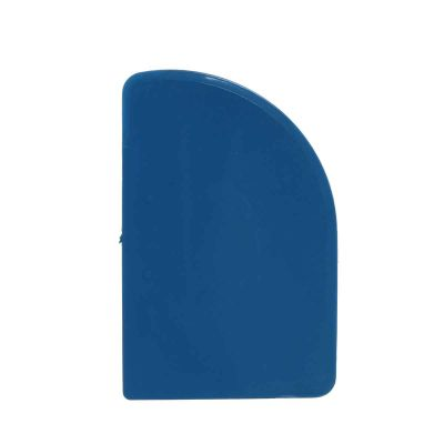 Raschietto taglia pasta Luna plastica azzurro 543-A