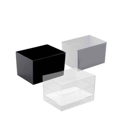 Bicchierini monoporzione rettangolari Para 60cc riutilizzabili Goldplast