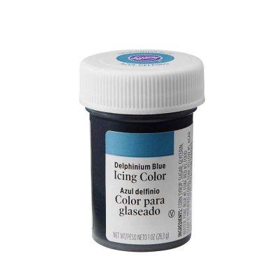 Colorante alimentare in gel azzurro delfino 28 g
