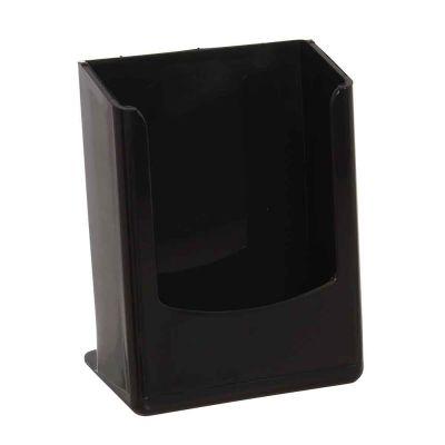 Portatovaglioli contenitore per tovagliolini da bar nero