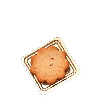 Vassoi finger food monoporzione dolci Mignon quadrato con pasticcini