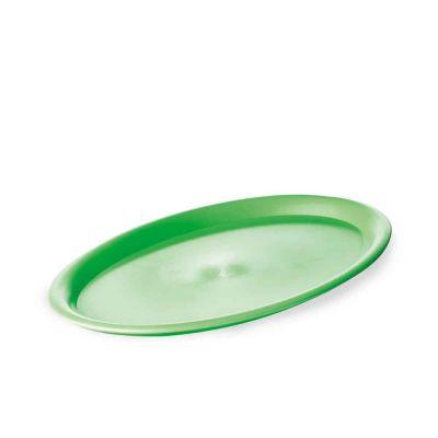 Mini vassoio da servizio verde 23x17 cm