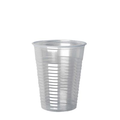 Bicchieri di plastica colorati DOpla Colors 200cc neutro trasparente