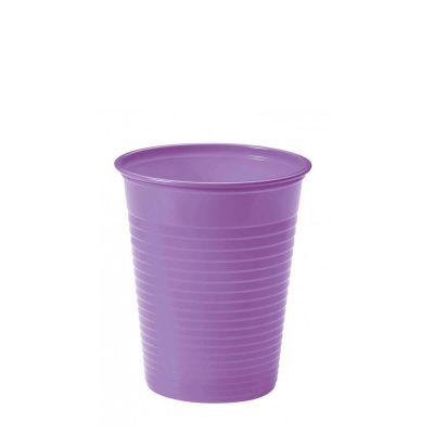 Bicchieri di plastica colorati DOpla Colors 200cc lilla