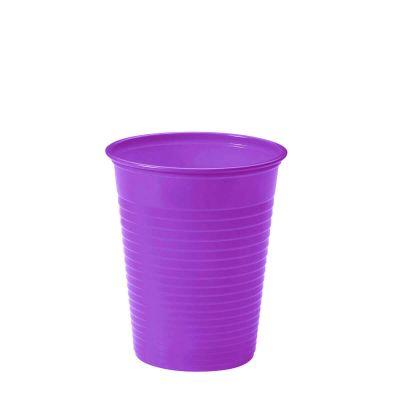 Bicchieri di plastica colorati DOpla Colors 200cc viola