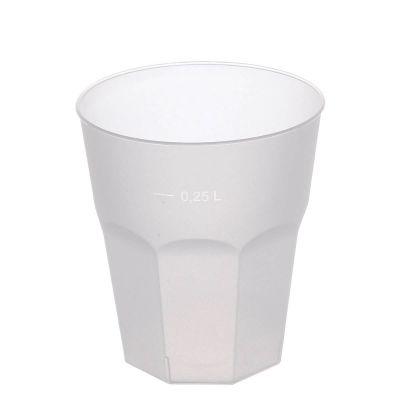 Bicchieri da cocktail satinati 350cc