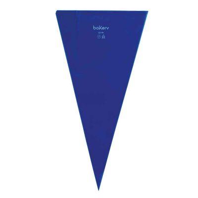 100 Sac à poche tasca da pasticcere blu in rotolo Bakery 53 cm