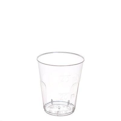 Bicchieri da shot monouso di plastica trasparente in offerta