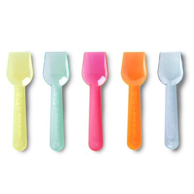 Palette gelato in plastica colorati Poloplast Texas