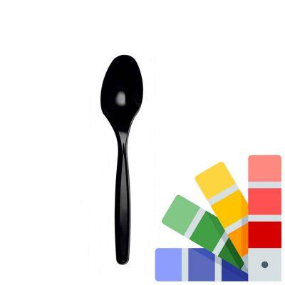 Cucchiaini di plastica vari colori