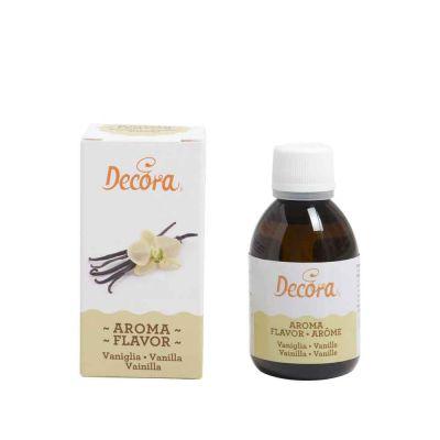 Aroma liquido per dolci gusto Vaniglia 60 g  Decora