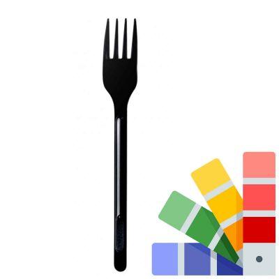 Forchette di plastica vari colori
