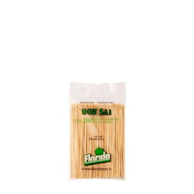 Spiedini di legno in bambù 15cm
