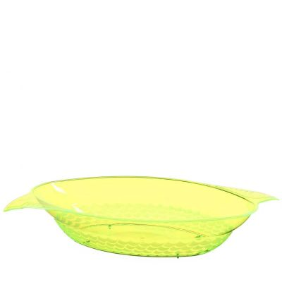 Barchetta Gondola fingerfood giallo