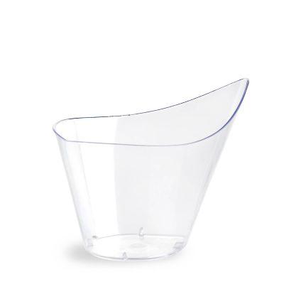 Bicchierini monoporzioni dessert Goccia Poloplast trasparente