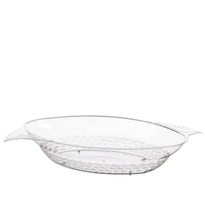 Barchetta Gondola fingerfood trasparente